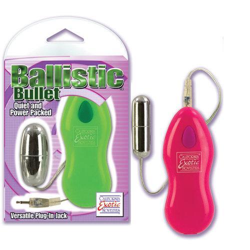 Ballistic Bullet Slimline