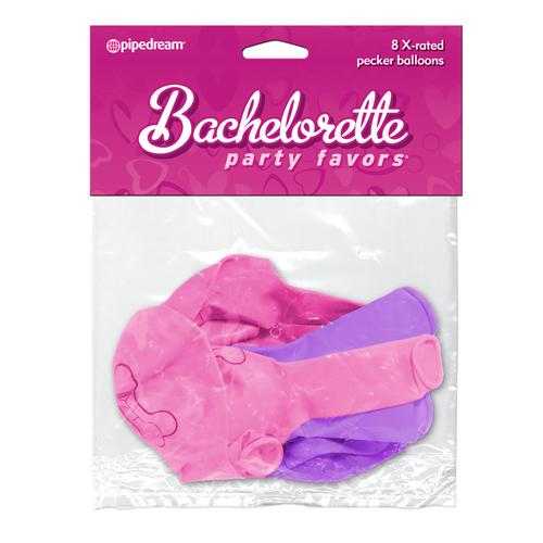 BP X-Rated Pecker Balloons (8 Pieces)