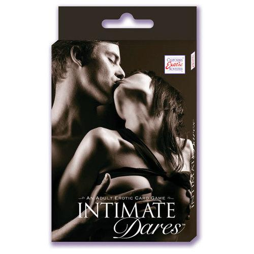 Intimate Dares Risque Card Games
