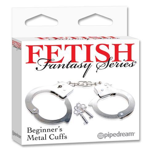 FF Beginners Metal Cuffs