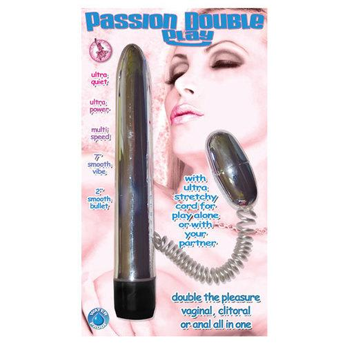 Passion Double Play 7in. Vibe & Bullet