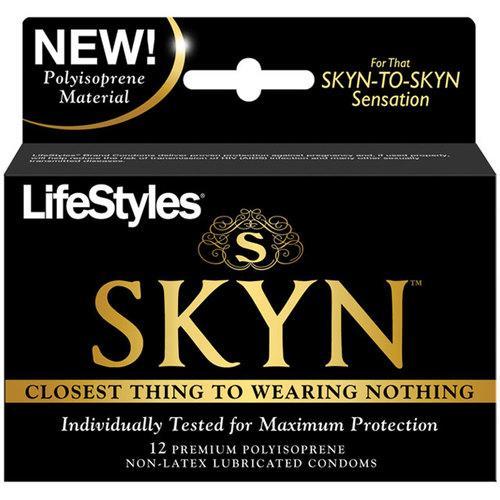 Lifestyles Skyn Polyisoprene 12pk