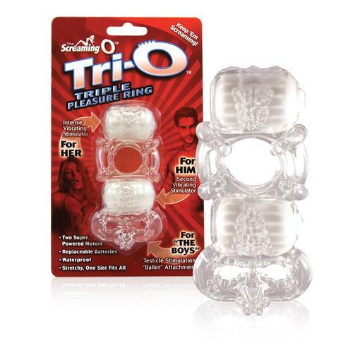 Screaming O TriO (Box/6)