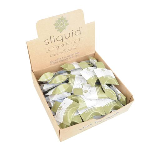 Sliquid Organics Silk  (60/DP)
