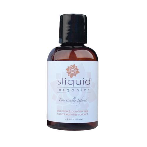Sliquid Organics Sensation (Warm) 4.2oz.
