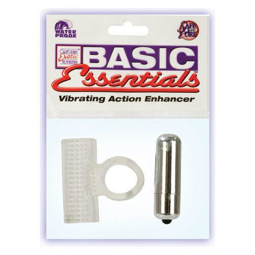Basic Essentials Vibrating Action Enhan.