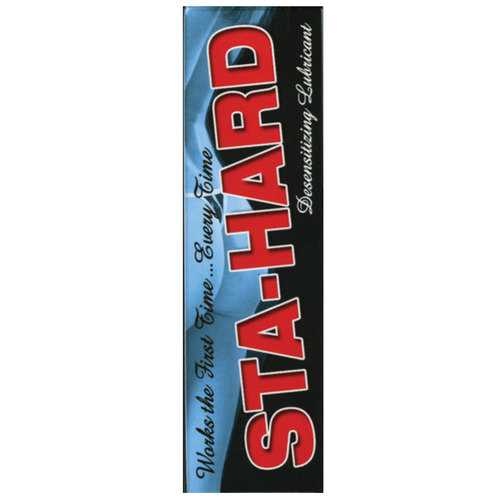 Stay-Hard  Lube- Home Party .5oz.