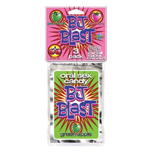 BJ Blast 3pk