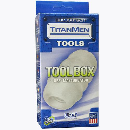 TitanMen - Tool Box Clear