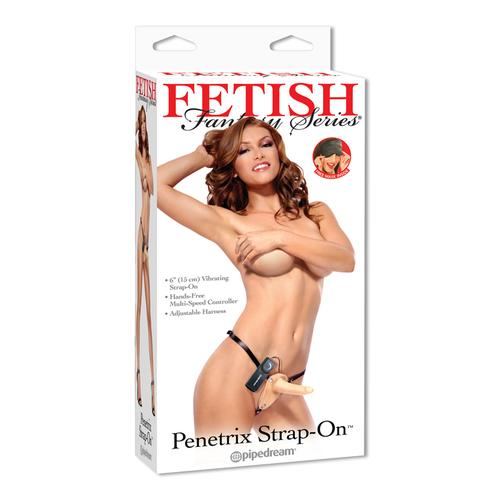 FF Penetrix Strap-On Flesh