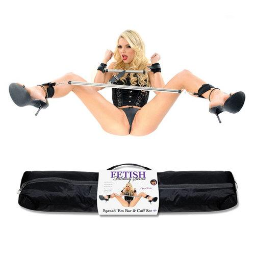 FF Spread Em Bar & Cuffs Set