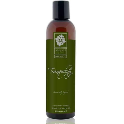 Sliquid Massage Oil Tranquility 8.5oz