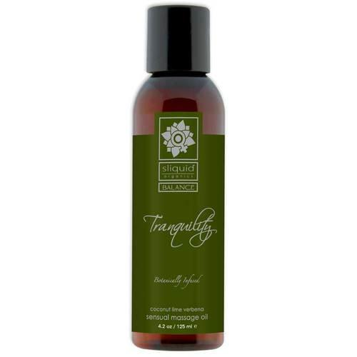 Sliquid Massage Oil Tranqility 4.2oz