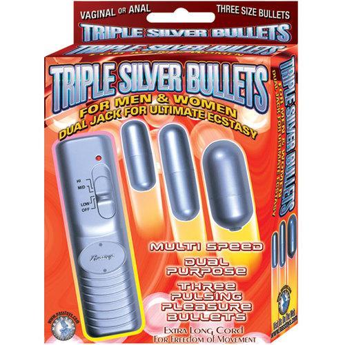 Triple Silver Bullets Ms (Silver)