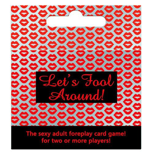Lets Fool Around- Foreplay Card Game