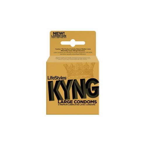 Lifestyles Kyng- Extra Large (3)