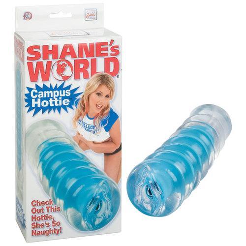Shanes World Stroker Campus Hottie Blue