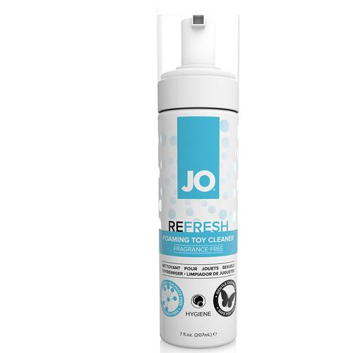 JO Refresh Foaming Toy Cleaner 7 fl oz