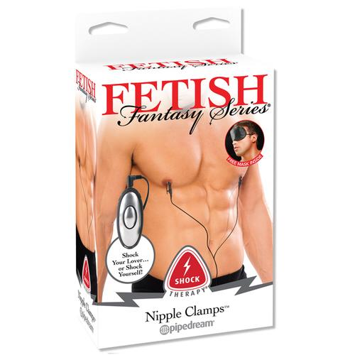 FF Shock Therapy Nipple Clamps