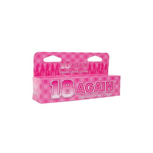 18 Again Vaginal Shrink Cream 1.5oz.