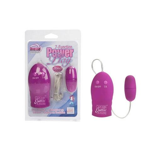 7-Function Power Play Bullet (Pink)