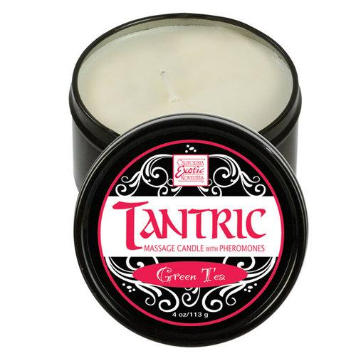 Tantric Mass Candle w/Pher Green Tea