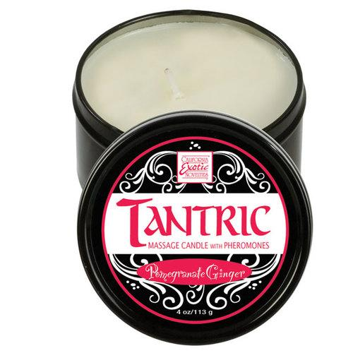 Tantric Mass Candle w/Pher Pom Ginger