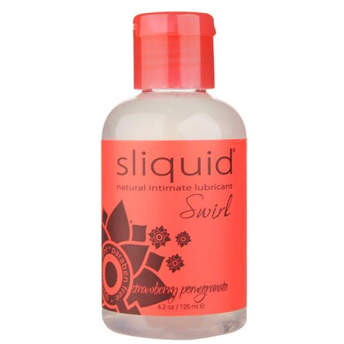 Sliquid Swirl Strawberry Pomegran 4.2oz
