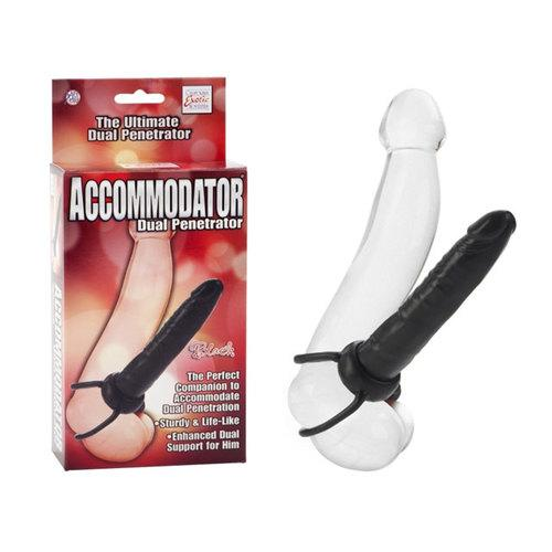 Accommodator Dual Penetrator - Black