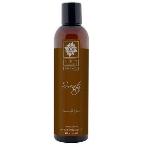 Sliquid Massage Oil Serenity 4.2oz