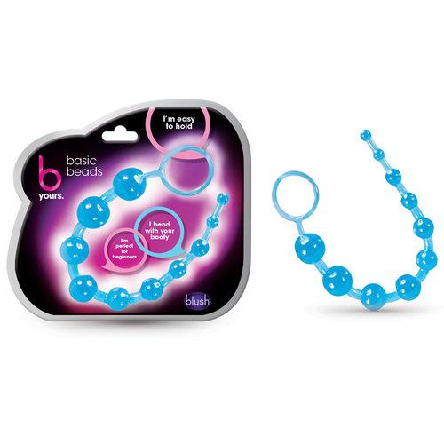 B Yours - Basic Beads - Blue