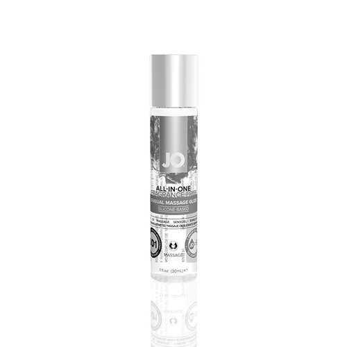 JO Massage Glide Fragrance Free 1 fl oz