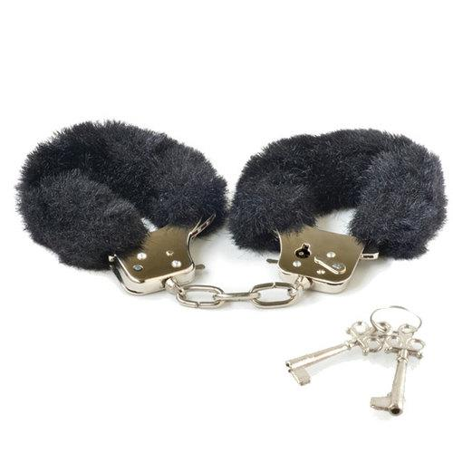 Play with Me - Play Time Cuffs - Black