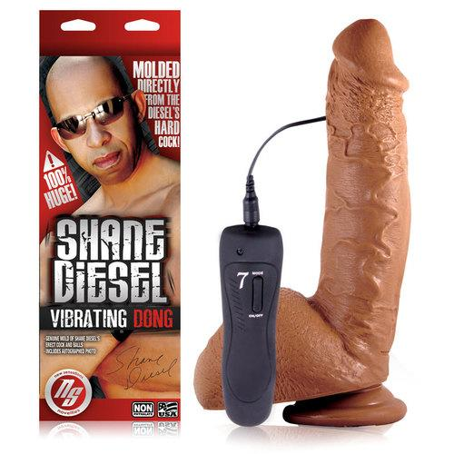 Shane Diesel Vibrating Dong