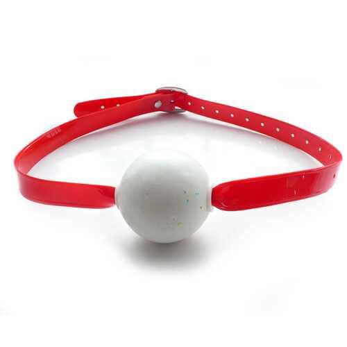 KL Jawbreaker Ball Gag (Red)