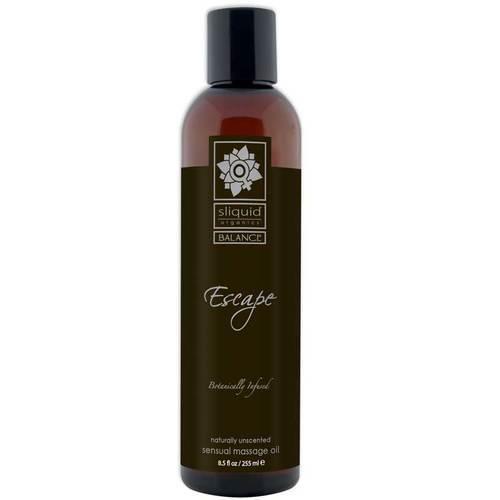 Sliquid Massage Oil Escape 8.5oz