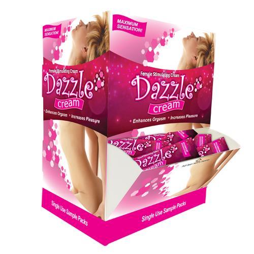 Body Action Dazzle Cream 0.3ml (50/DP)
