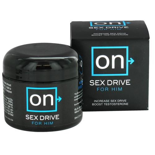On Sex Drive for Him 2oz (Testosterone)