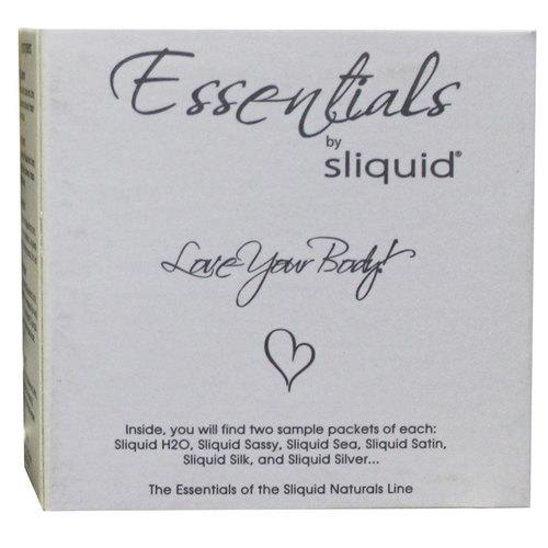 Sliquid Essentials Cube (12)