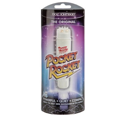 Pocket Rocket Vibe 4in. (Ivory)
