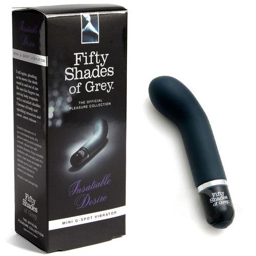 Fifty Shades Insatiable Desire G-Spot