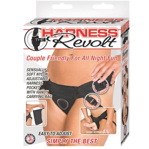Harness the Revolt (Black)
