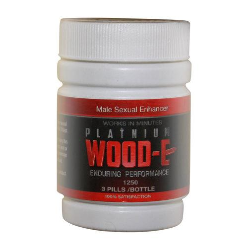 Platinum Wood-E 3ct Bottle