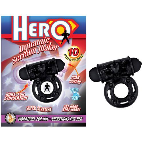 Hero Dynamic Scream Maker (Black)