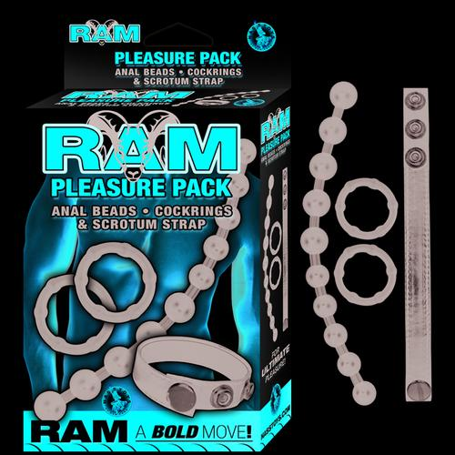 Ram Pleasure Pack (Black)