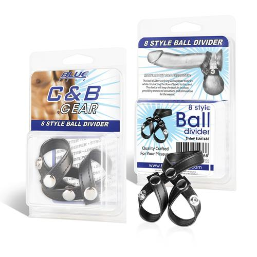 CB Gear 8 style ball divider
