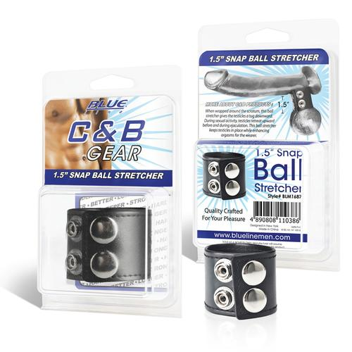 CB Gear 1.5in Snap ball stretcher