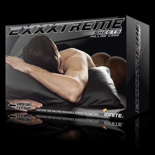 SI Exxxtreme Sheets Pillow Case-Standard
