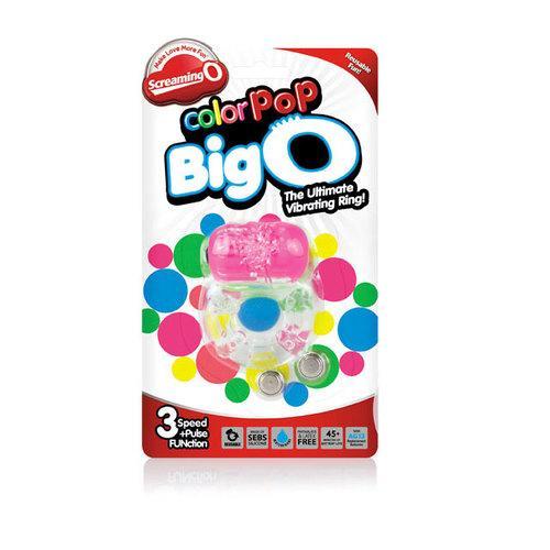 Screaming O Color Pop Big O Pink