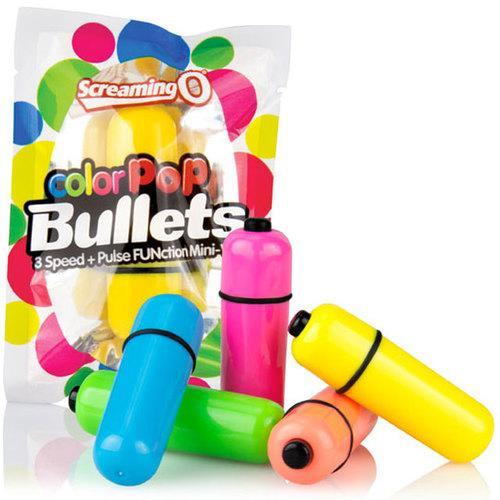 Screaming O Color Pop Bullets (20/DP)